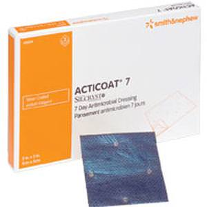 Acticoat Antimicrobial Barrier Wound Dressing