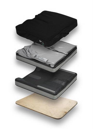 Jay J2 cushion layers