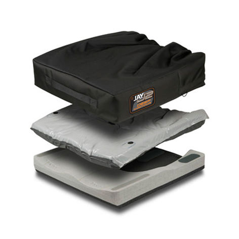 Jay J2 deep contour positioning cushion