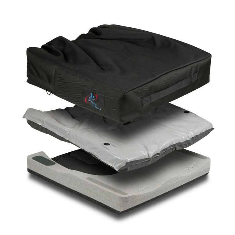 J2 deep contour, base pad, cover