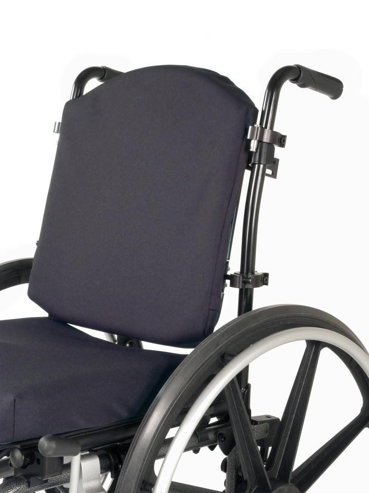 Jay Basic back on wheelchair