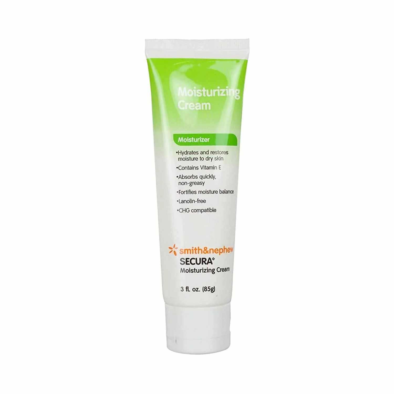 Smith & Nephew Secura Moisturizing Cream, 3 oz. Tube