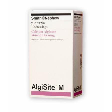 AlgiSite M Calcium Alginate Dressing