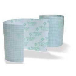 """Opsite Flexifex Transparent Adhesive Film Dressing, 4"""" x 11 yards"""
