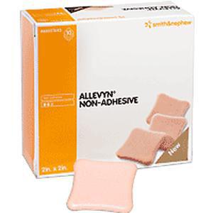 """Allevyn Non-Adhesive Hydrocellular Foam Dressing, 6"""" x 6"""""""