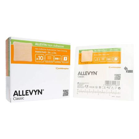 Allevyn Non-Adhesive Hydrocellular Foam Dressing