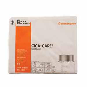 """Cica-Care Silicone Gel Sheet, 4-3/4"""" x 6"""""""
