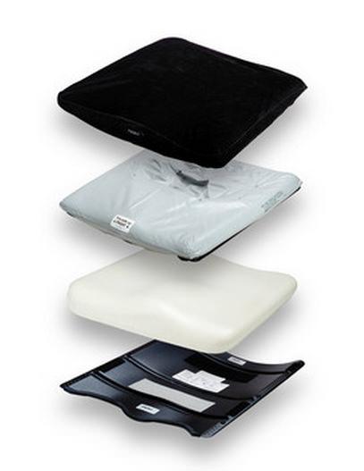 Jay Duo cushion, shell, base, pad, cover