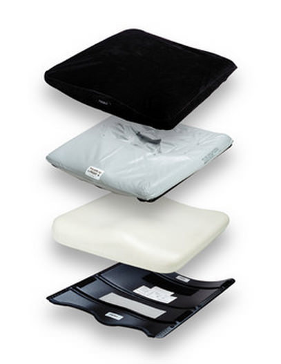 Jay Duo cushion, shell, base, pad, cover