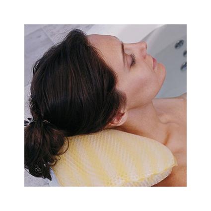 Supracor bath pillow