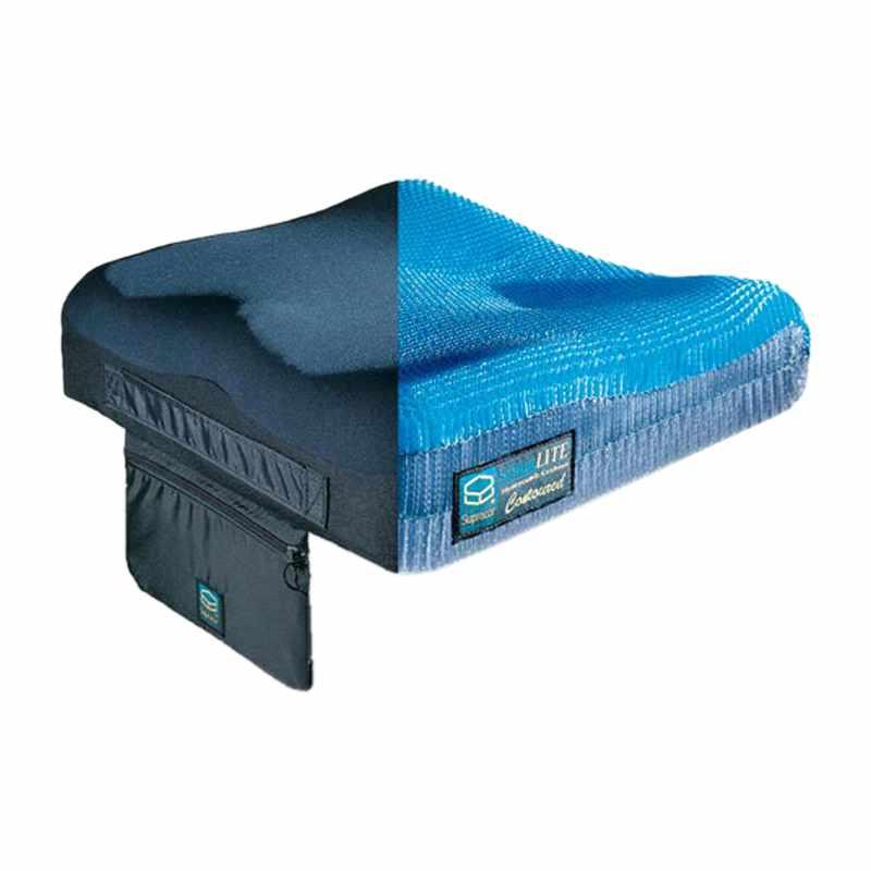 Supracor stimulite contoured honeycomb cushion