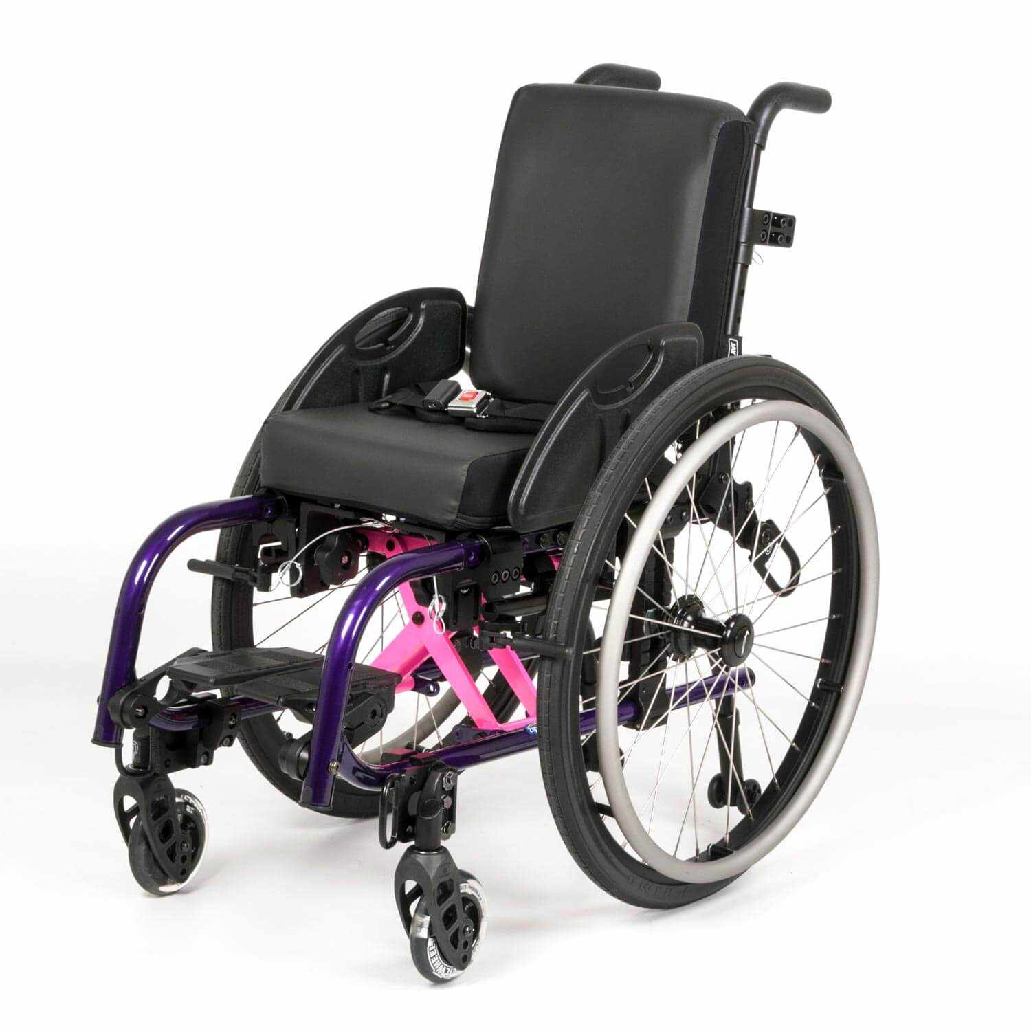 X'Cape pediatric folding wheelchair