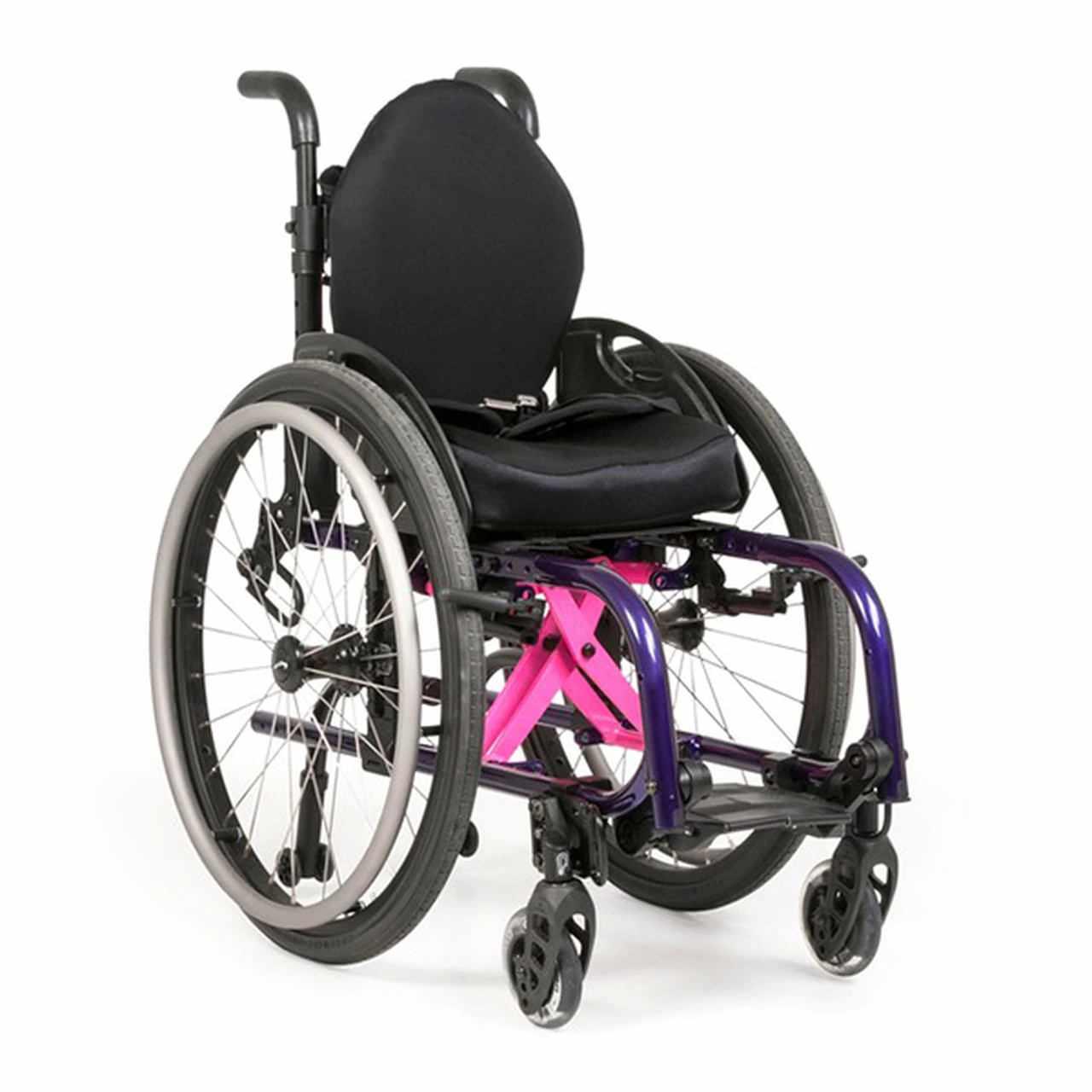 Zippie X'Cape pediatric folding wheelchair