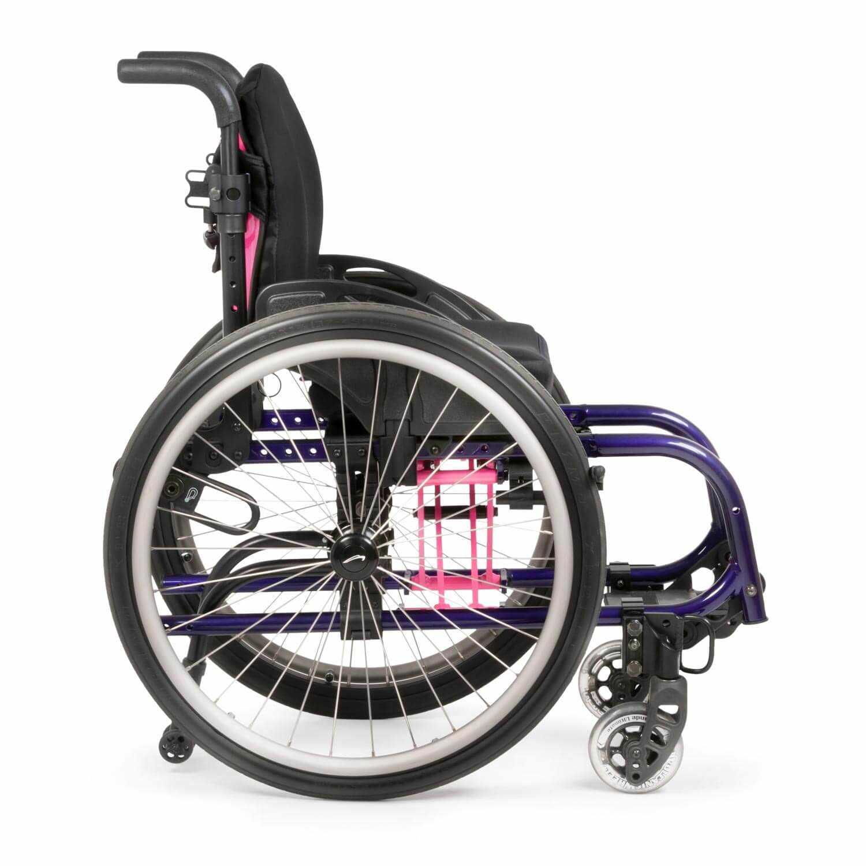 Zippie X'Cape | Xcape Pediatric Folding Wheelchair (EIFZ1)