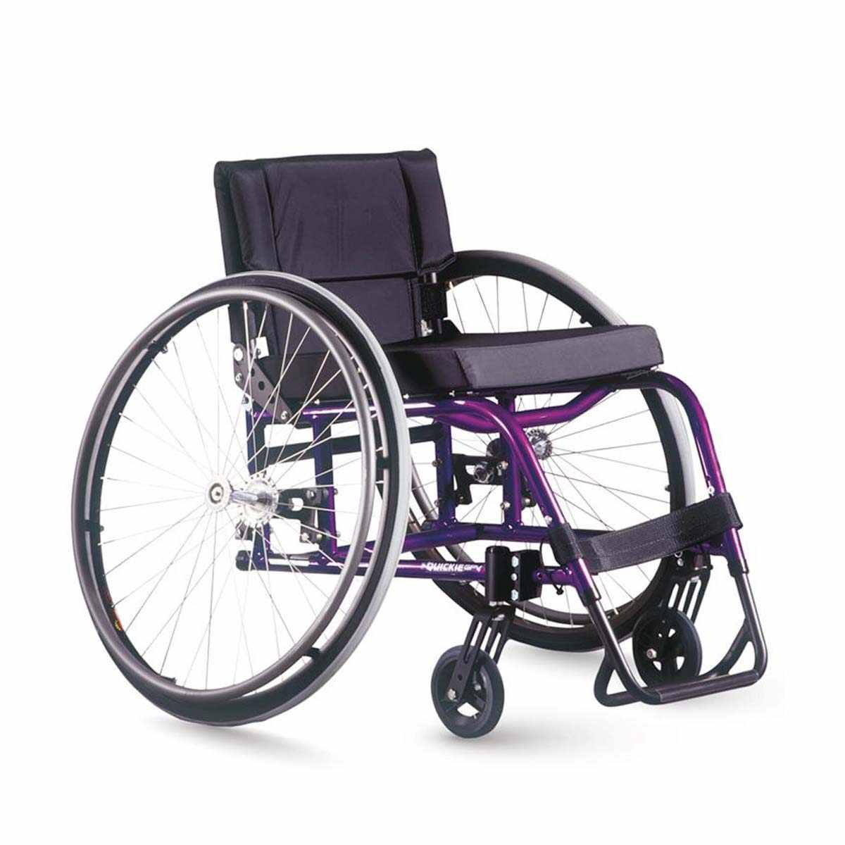 Quickie GP/GPV ultralight manual wheelchairs