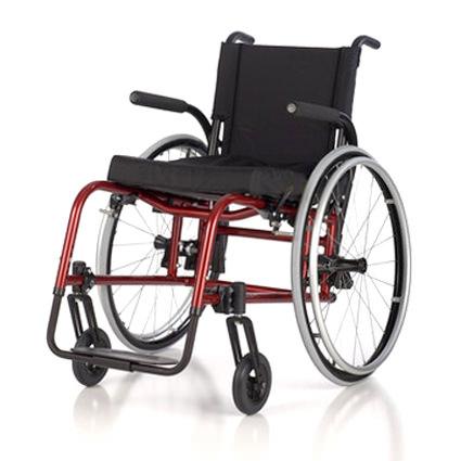 Quickie GP/GPV manual wheelchair