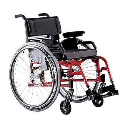 Quickie GP/GPV ultralight wheelchairs