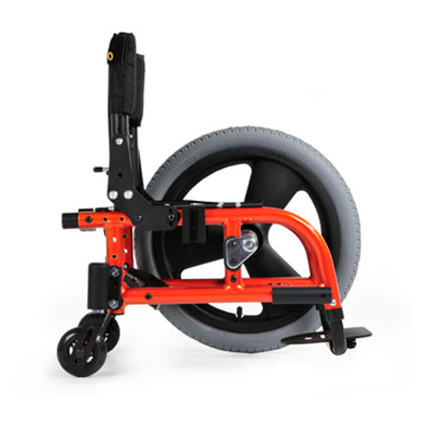 Zippie Kidz ultralight wheelchair