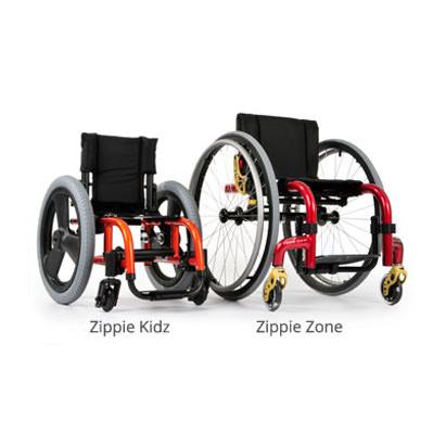 Kidz ultralight manual wheelchair