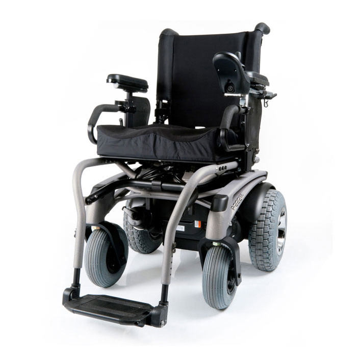 Quickie P-222 SE power wheelchair