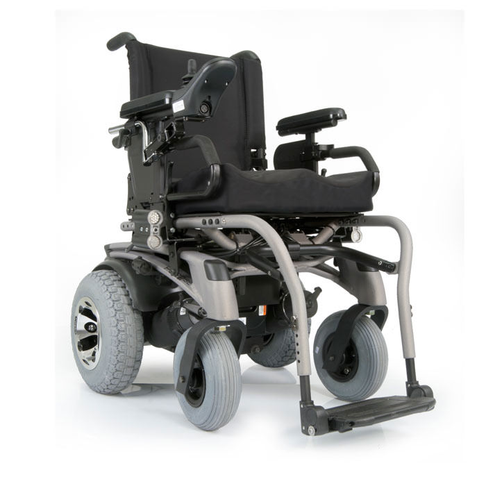 Quickie P-222 SE powerchair