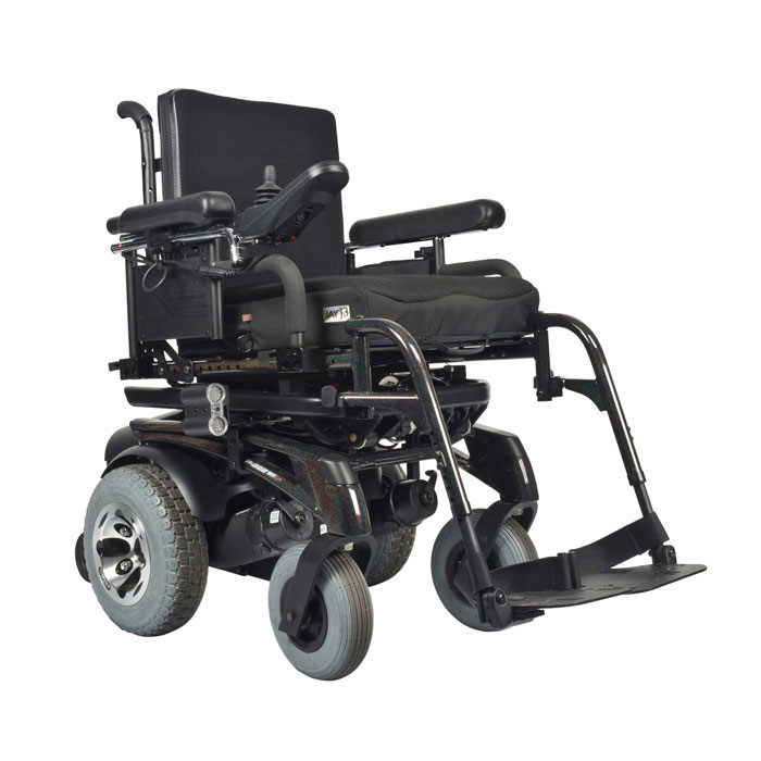 Quickie P-222 SE wheelchair