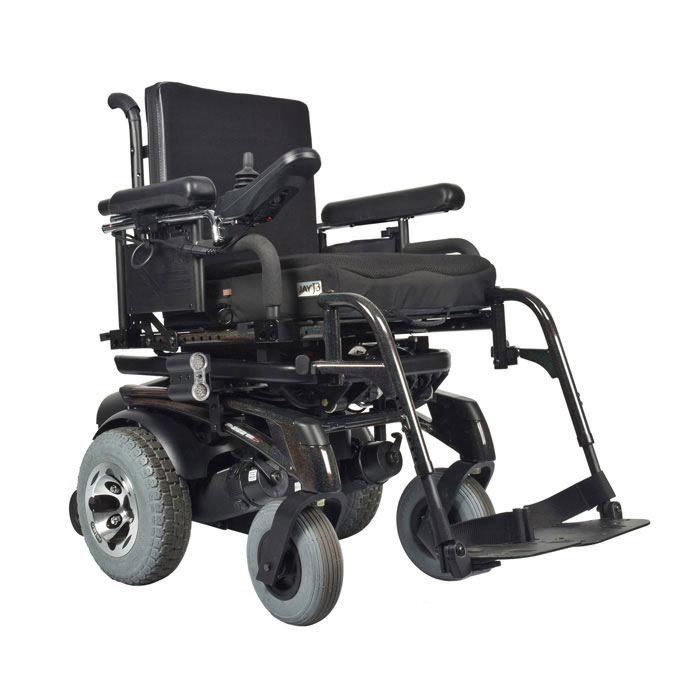 Quickie P-222 SE wheelchair