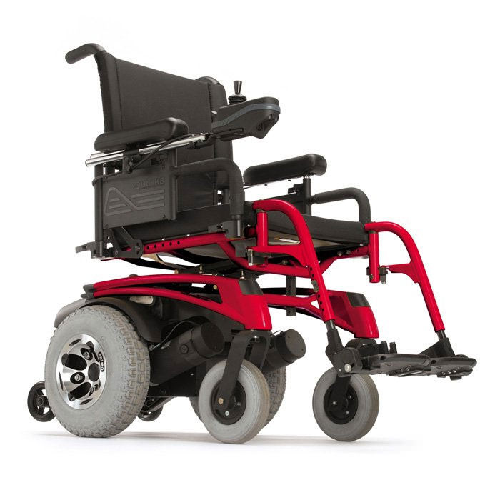 P-222 SE power wheelchair