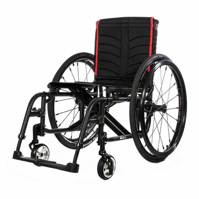 Quickie 2 Folding Ultra Lightweight Wheelchair | Quickie 2