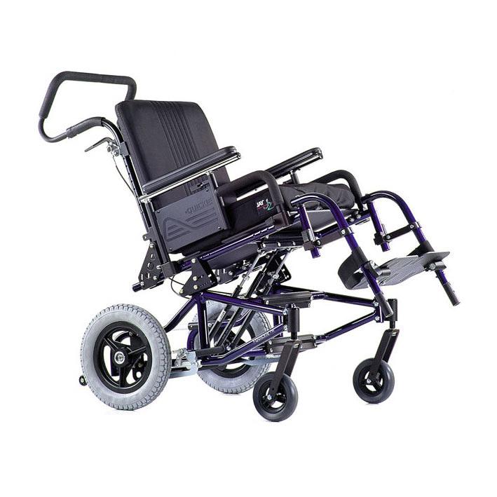 Quickie TS tilt manual wheelchair