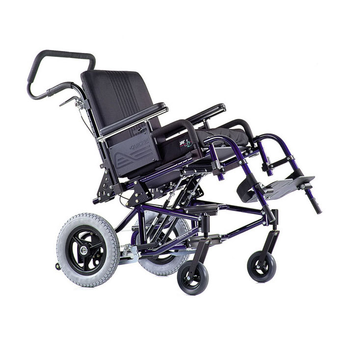 Quickie TS tilt manual wheelchair