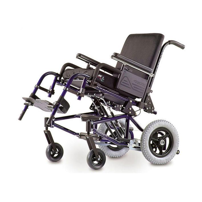 TS tilt manual wheelchair