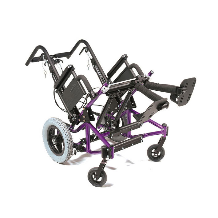 TS tilt wheelchair without seating