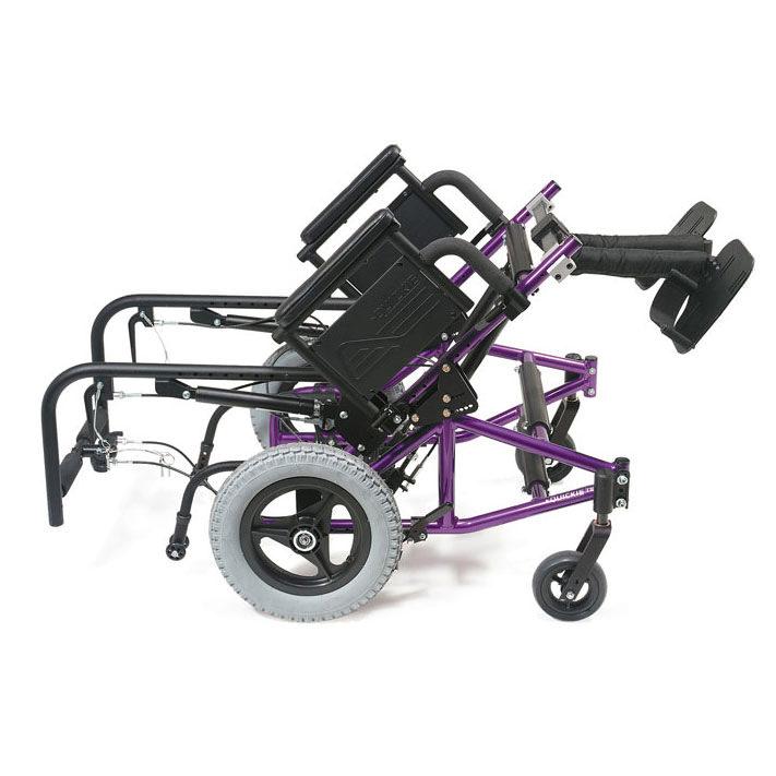 Quickie TS tilt wheelchair