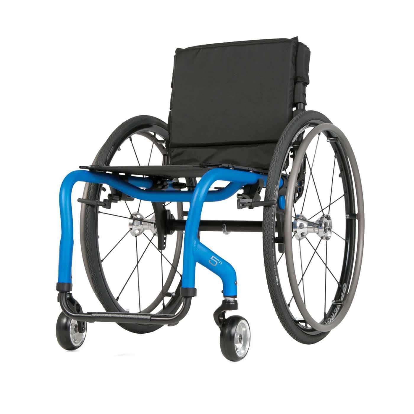Quickie 5R rigid ultralight wheelchair