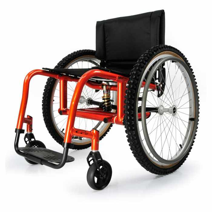 GT ultralight wheelchair