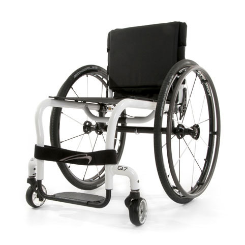 Quickie Q7 NextGEN ultralight adjustable manual wheelchair