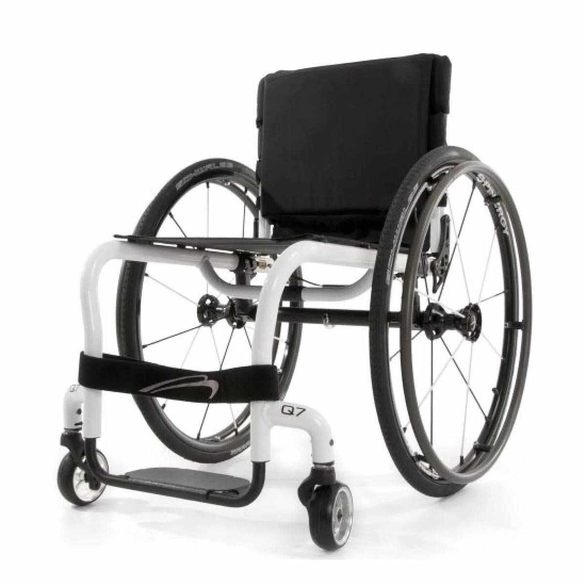 Quickie Q7 NextGEN ultralight rigid manual wheelchair