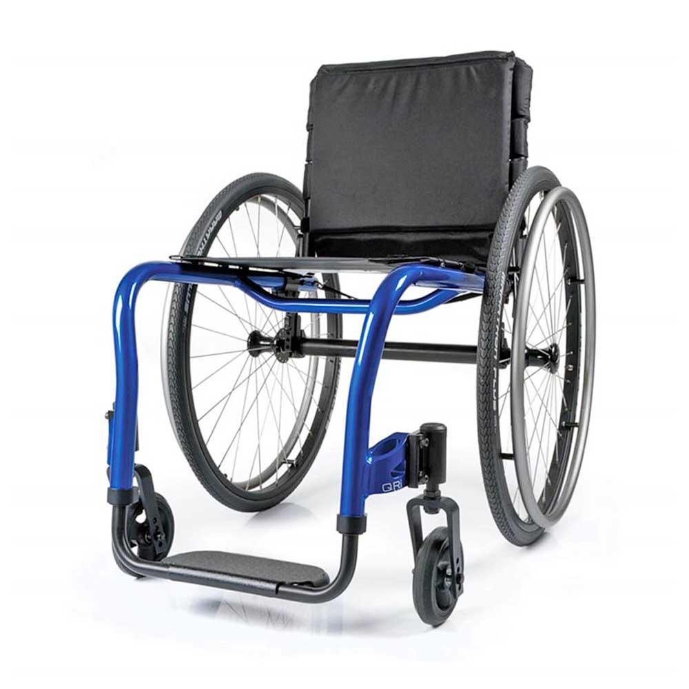 Quickie QRi ultralight manual wheelchair