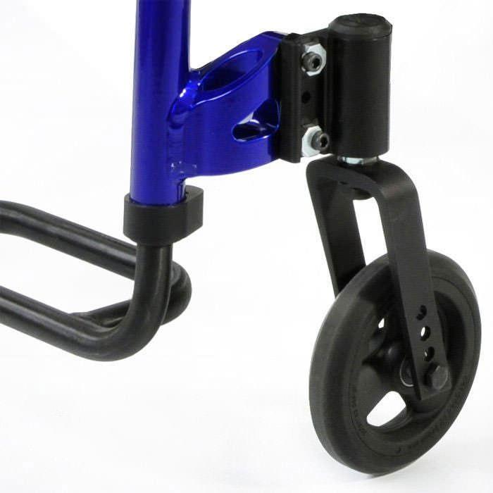 Quickie QRi wheelchair caster