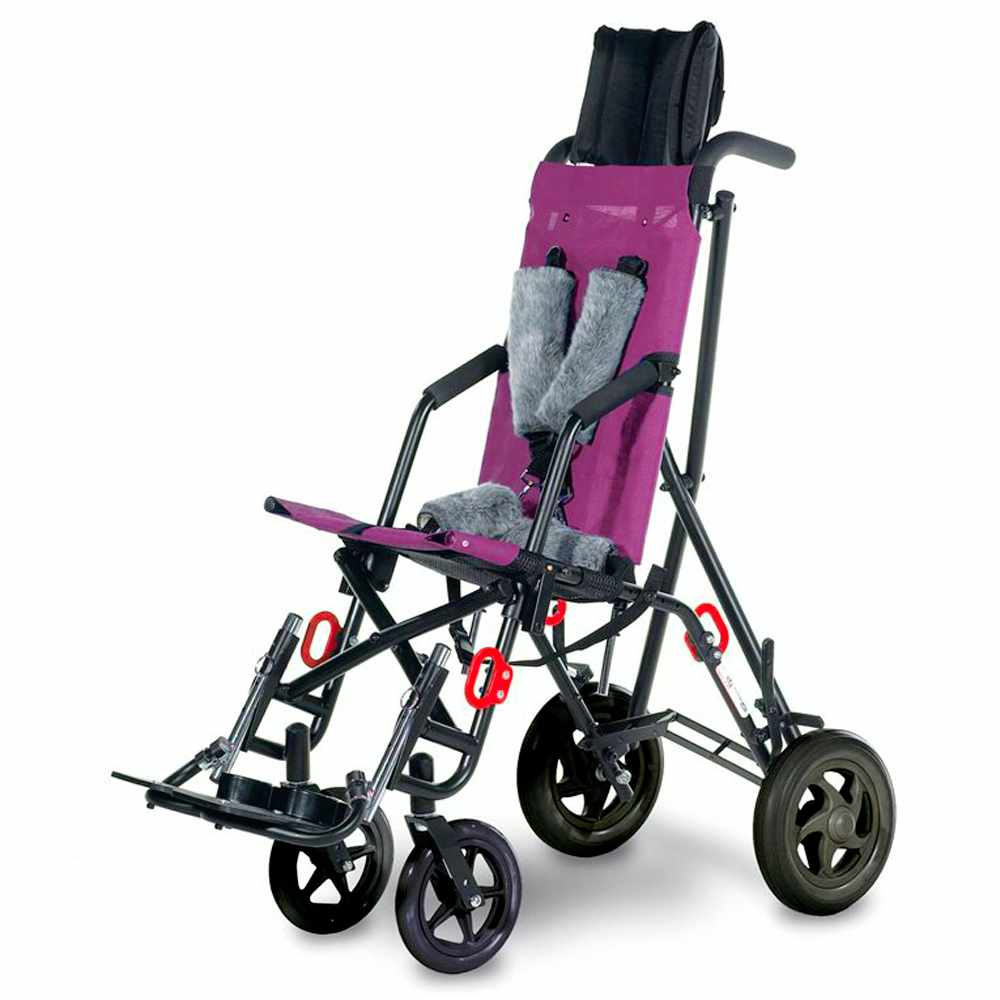 Mighty lite pediatric stroller by kid kart