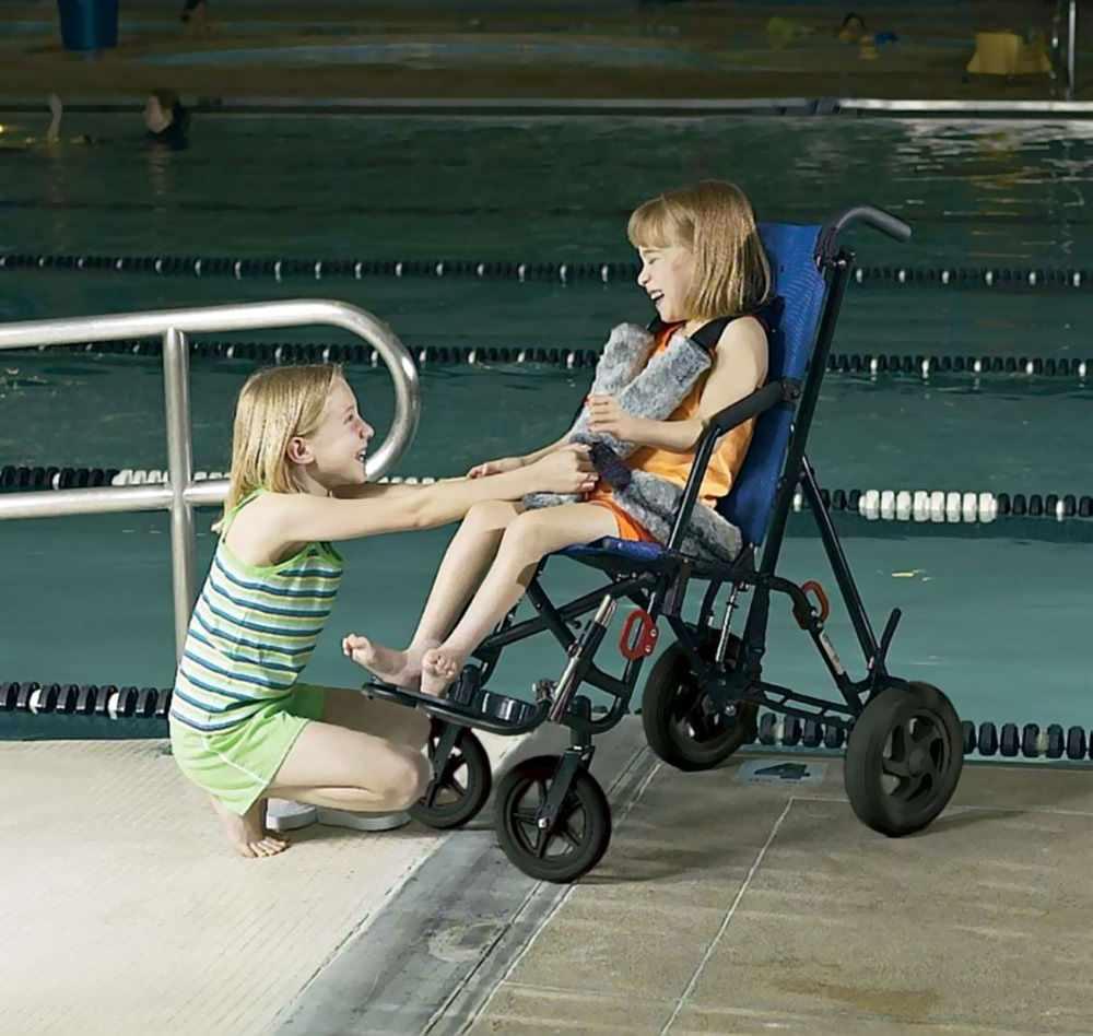 Mighty lite stroller by kid kart