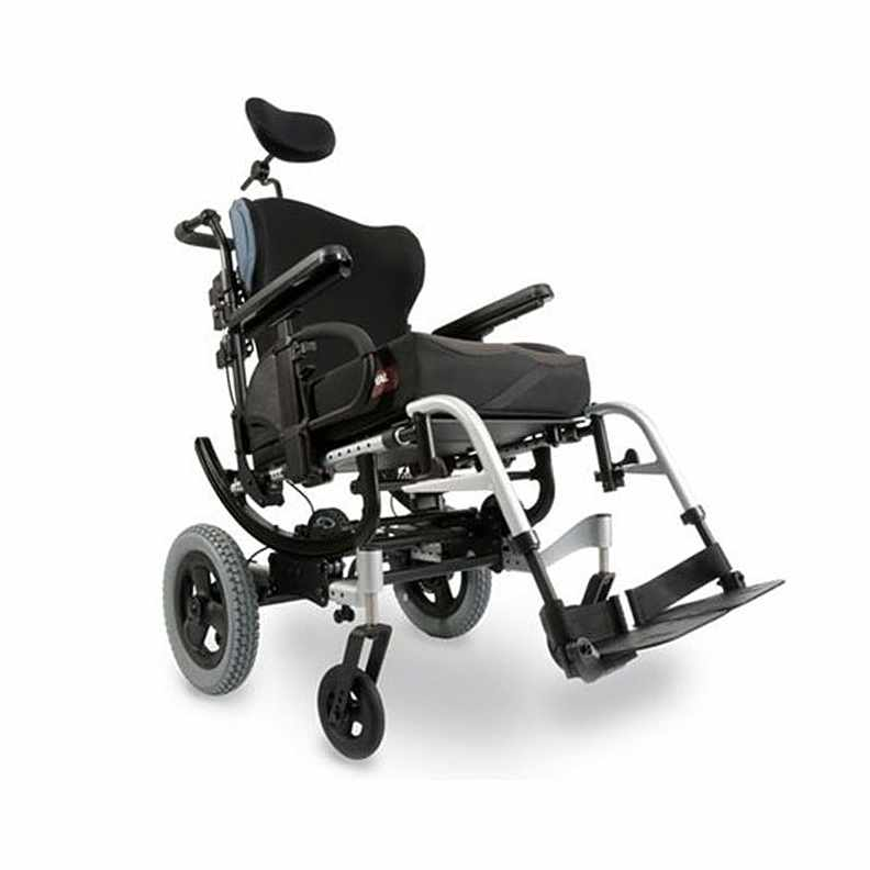 Quickie IRIS tilt manual wheelchair