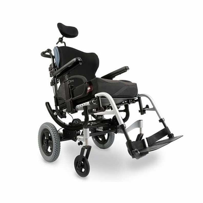 Quickie Iris Tilt Manual Wheelchair
