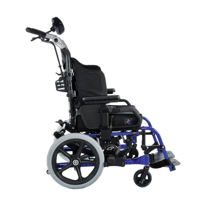 IRIS tilt wheelchair