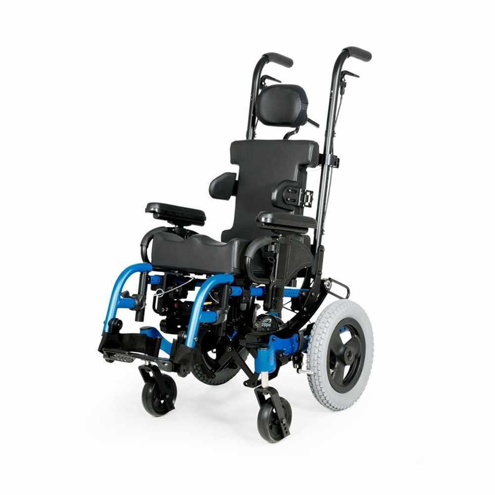 Zippie IRIS tilt wheelchair