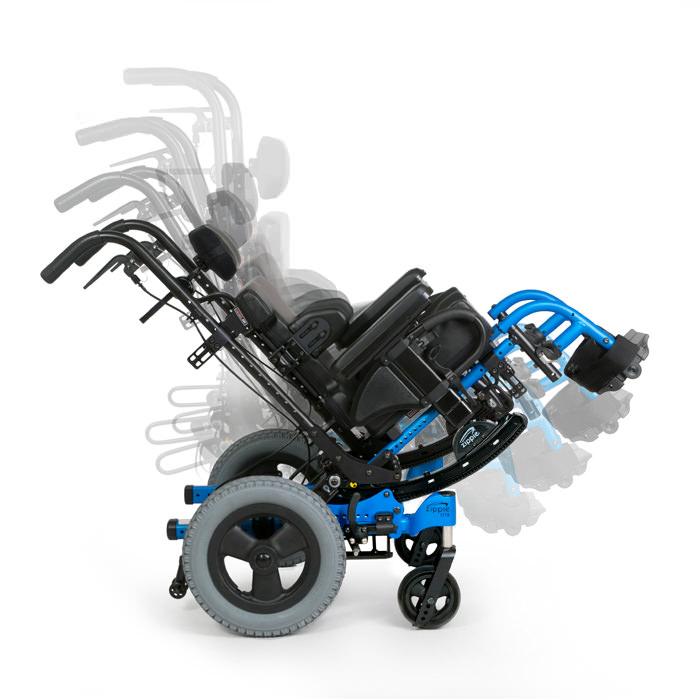 Zippie IRIS wheelchair