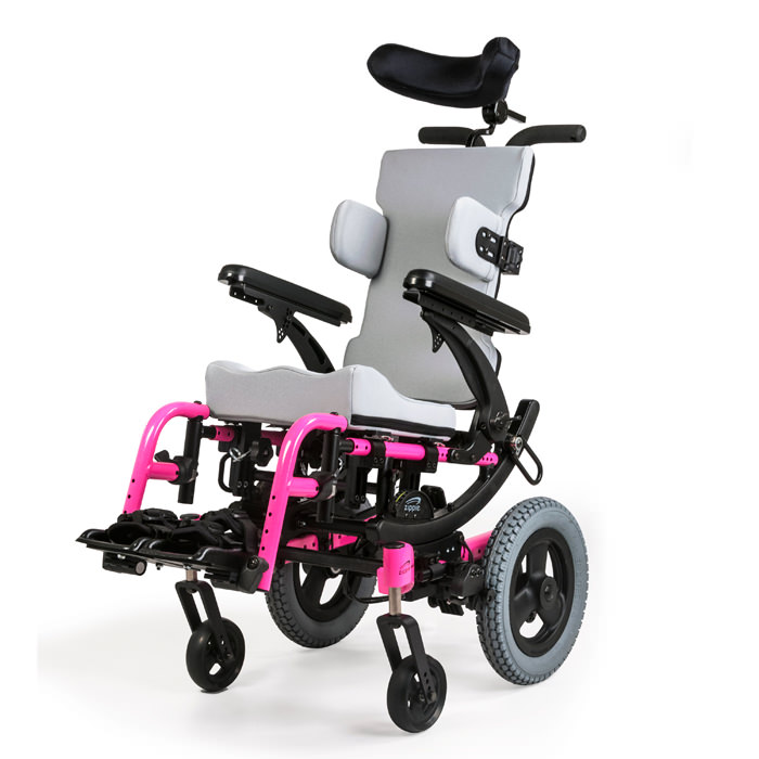 IRIS tilting wheelchair