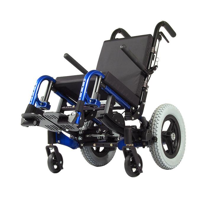 Zippie IRIS tilting wheelchair