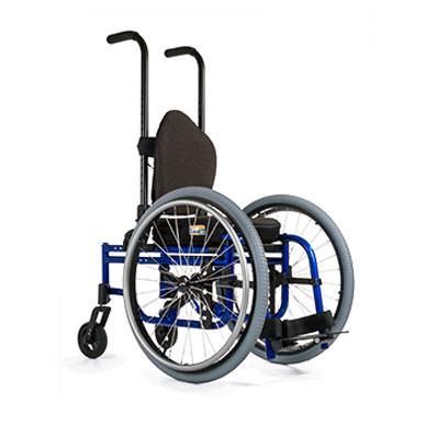 Zippie GS lightweight manual wheelchair